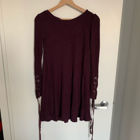Purple dress from American Eagle